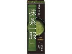 AGF ブレンディ 抹茶一服 ミルクなし 箱7.5g×4
