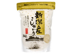 伊藤米穀 新潟産 こしひかり 袋2kg
