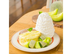 Eggs 'n Things アンデスメロンとはちみつのパンケーキ