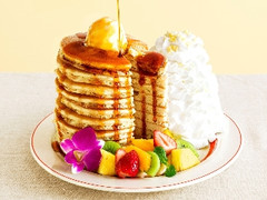 Eggs'n Things 10th Anniversary Pancakes