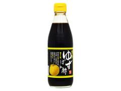 老松醤油松岡本家 博多 ゆず ぽん酢 瓶360ml