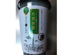 東亜産業 インスタント式タピオカ抹茶ミルクティー