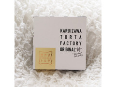 プランニング・エメ 軽井沢トルタ キャラメルバスク風チーズケーキ