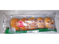 トップバリュ ベストプライス ミニティラミス風味クリームパン