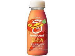イノセントジャパン まんま、飲むフルーツ ひと夏のキャロット
