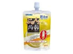 オリヒロ ぷるんと蒟蒻ゼリー グレープフルーツ カロリーゼロ 袋130g