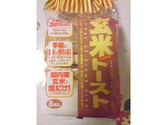 蔵王米菓 玄米トースト 袋8枚