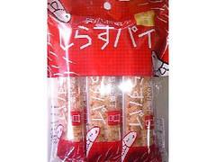 春華堂 お昼のお菓子 しらすパイ 甘口