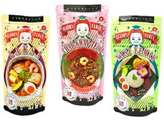 マレーシア本場の味が自宅で簡単に味わえる料理キット♪エレンズテーブルシリーズ3種6点セット