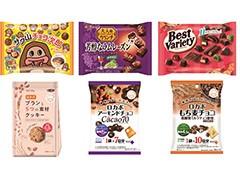 【正栄デリシィ】からチョコレート&クッキーのいろどり6品をお届け♪