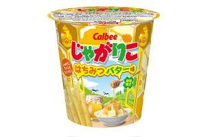 カルビー じゃがりこ はちみつバター味