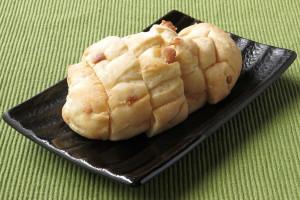太く短いフランスパン型。