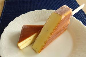 チーーズ断面
