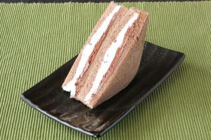 ココア色のパン。