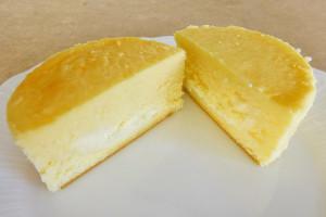 チーズ断面