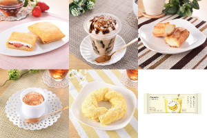 ファミマ今週の新商品6選!とろーりエクレアチーズにバナナジュースアイスなど♪