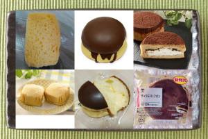 ローソン「プロテイン入りチーズ蒸しケーキ」、セブン-イレブン「プリンみたいなパン」、ローソン「ティラミス!?パン」