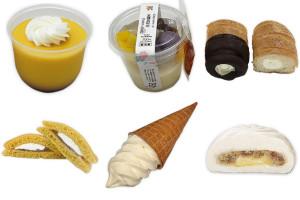 セブン今週の新商品6選!5種具材のアジアンスイーツやマロンのパンケーキなど☆