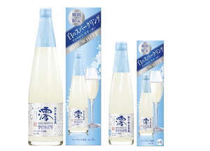 """宝酒造 松竹梅白壁蔵""""澪""""<WHITE(ホワイト)>スパークリング清酒"""