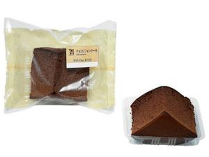 セブンイレブン チョコシフォンケーキ