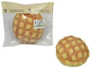 セブンイレブン サックサク食感!バター香るメロンパン