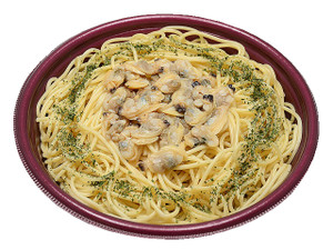 セブンイレブンーあさりのボンゴレスパゲティ