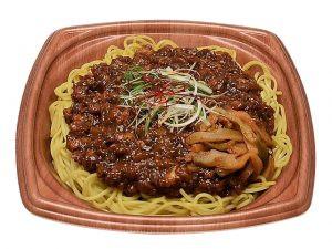 ピリ辛肉味噌あんのジャージャー麺 セブン