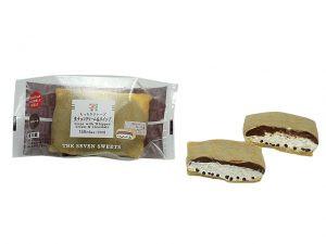 クレープ 生チョコクリーム&ホイップ セブン