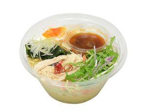 野菜と食べる ピリ辛ラーメンサラダ セブン