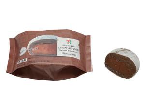 マシュマロ食感!生チョコクリーム&チョコ大福 セブン