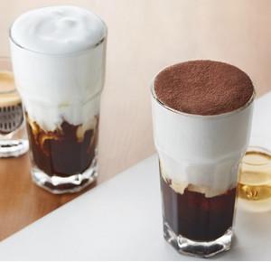 タリーズコーヒー チョコリスタ(SHAKE) アイスカプチーノ アイスティラミスカプチーノ