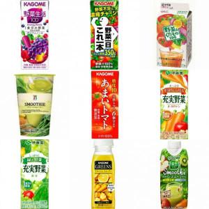 野菜 ジュース 栄養