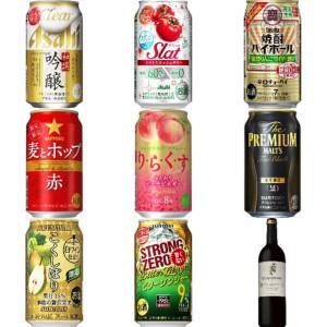 1001アルコール