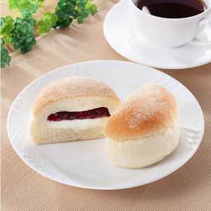 ファミリーマート ふんわりマフィン(ブルーベリー&クリームチーズ)