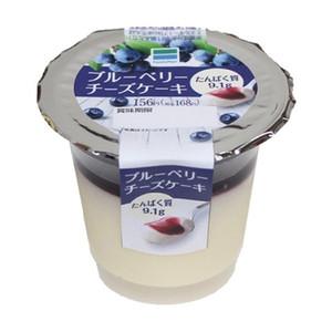 ファミリーマート ブルーベリーチーズケーキ