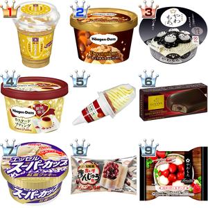 アイスクリームおすすめランキングBEST20!