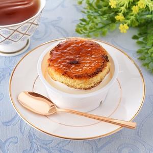 ファミリーマート 香ばしブリュレのチーズケーキ