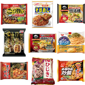 【カテゴリー別】人気の冷凍食品13選!ふっくら餃子やヤミツキお好み焼きなど♪
