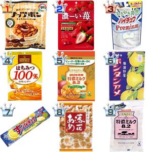 飴(キャンディー)おすすめランキングBEST20!ロングセラーや新作の中から1位が決定☆