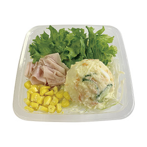 ハムと北海道産ポテトのサラダ ファミマ