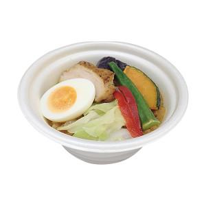 野菜とチキンのスープカレー押麦入 ファミマ