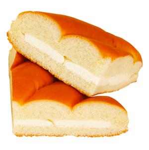 ちぎれる三角サンド