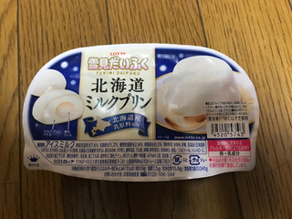 北海道 いふく ミルク プリン 雪見 だ