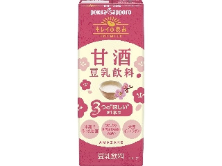 キレイの恵み 甘酒豆乳飲料