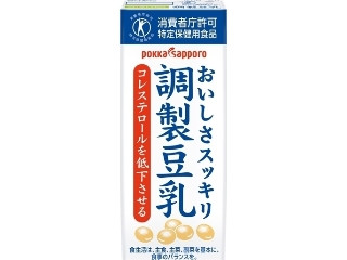 ソヤファーム おいしさスッキリ 調製豆乳