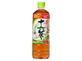 アサヒ 十六茶 コンビニ限定 ペット660ml