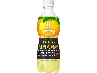 アサヒ 特産三ツ矢 熊本県産河内晩柑 ペット460ml