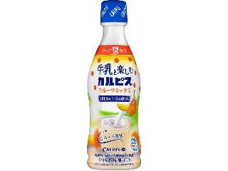 アサヒ 牛乳と楽しむカルピス フルーツミックス ボトル300ml