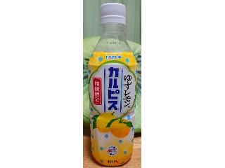 カルピス ゆずレモン&カルピス ペット500ml