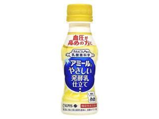 カルピス アミール やさしい発酵乳仕立て ボトル100ml